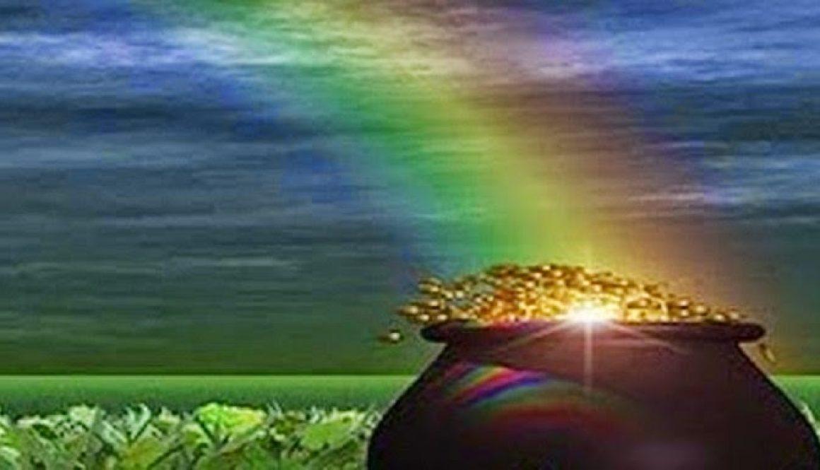 O Pote de Ouro no Fim do Arco-Íris – Hélio Couto