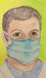 Portrait for Healthcare Heroes
