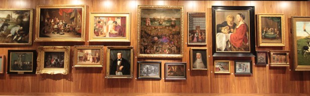 Arte contemporânea na Wellcome Colection.
