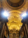 Teto da Catedral de Buenos Aires