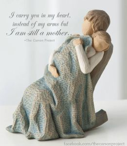 i am a mother ofa n angel