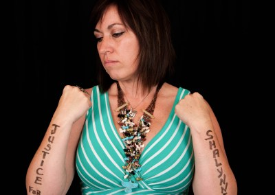 """""""Justice for Shalynne"""""""