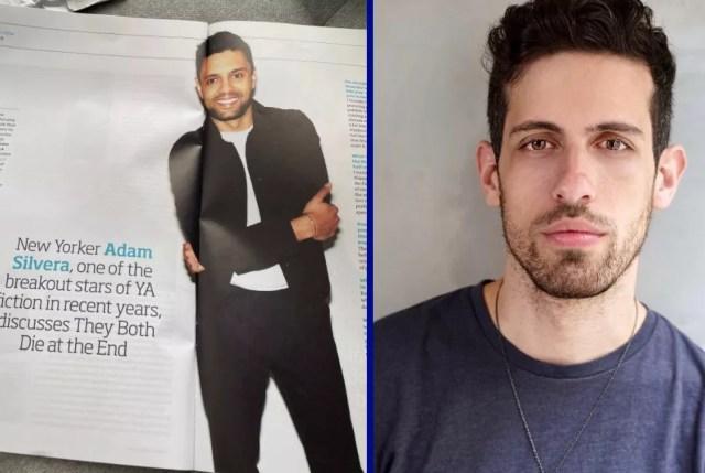 La entrevista de Adam Silvera con la foto equivocada / Adam Silvera