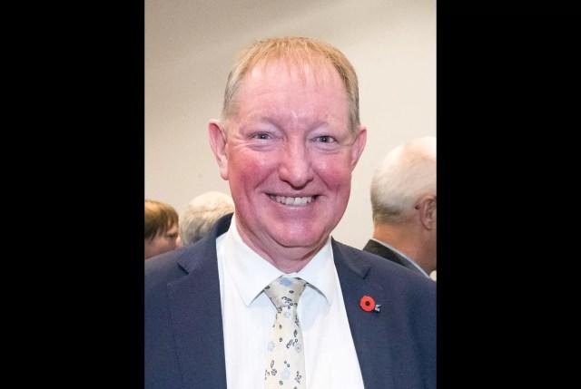 Ex miembro del Parlamento Nick Smith