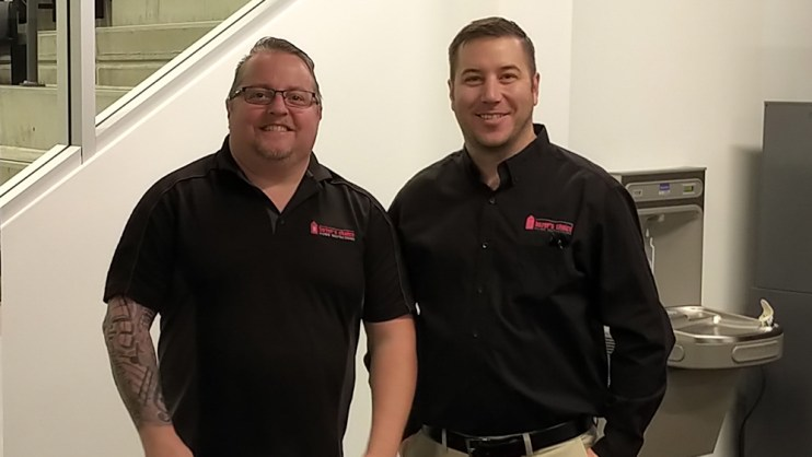 dustin red deer team - a buyers choice home inspections