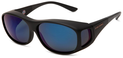 9. The Fitovers Polarized Sunglasses Slim Line (MED)