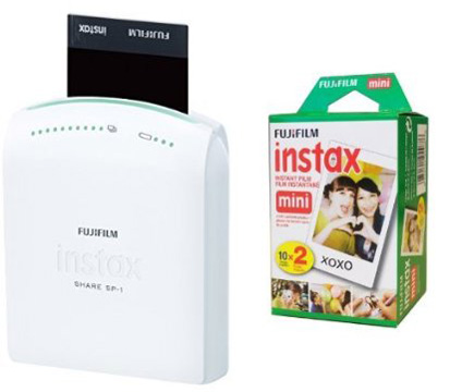 2. Fujifilm Instax Share Smartphone Printer