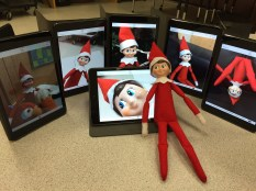 How to creatively have Buddy the Elf visit school each day in December