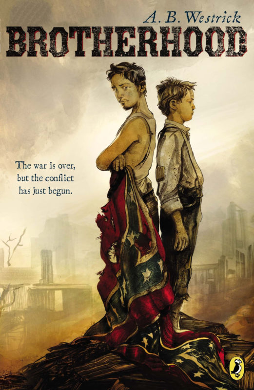 Brotherhood paperback cover
