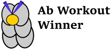 Ab Workout Winner