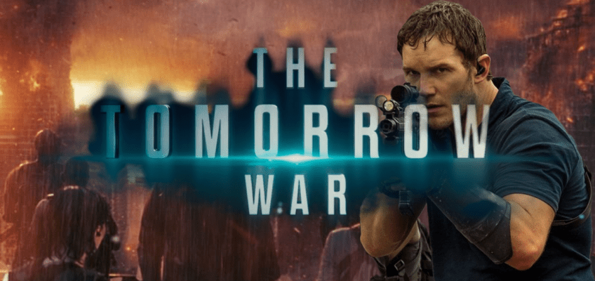 'The Tomorrow War' Sees Chris Pratt Recruited To Save The Future