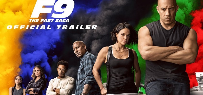 F9: The Fast Saga Gets It's First Trailer Overflowing With Action