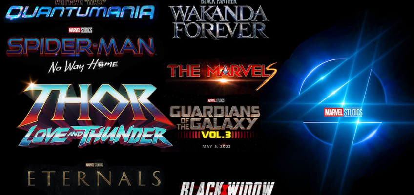 Marvel Studio's Official Phase 4 Trailer, New Logos, Footage And Release Dates