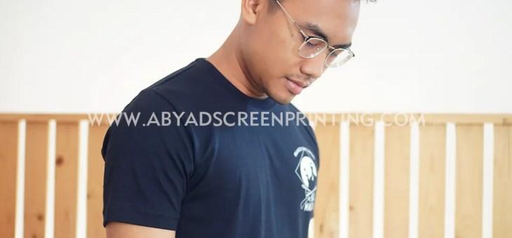 Vendor Untuk Produksi Kaos Slim Fit Yang Nyaman Dan Tentinya Keren!