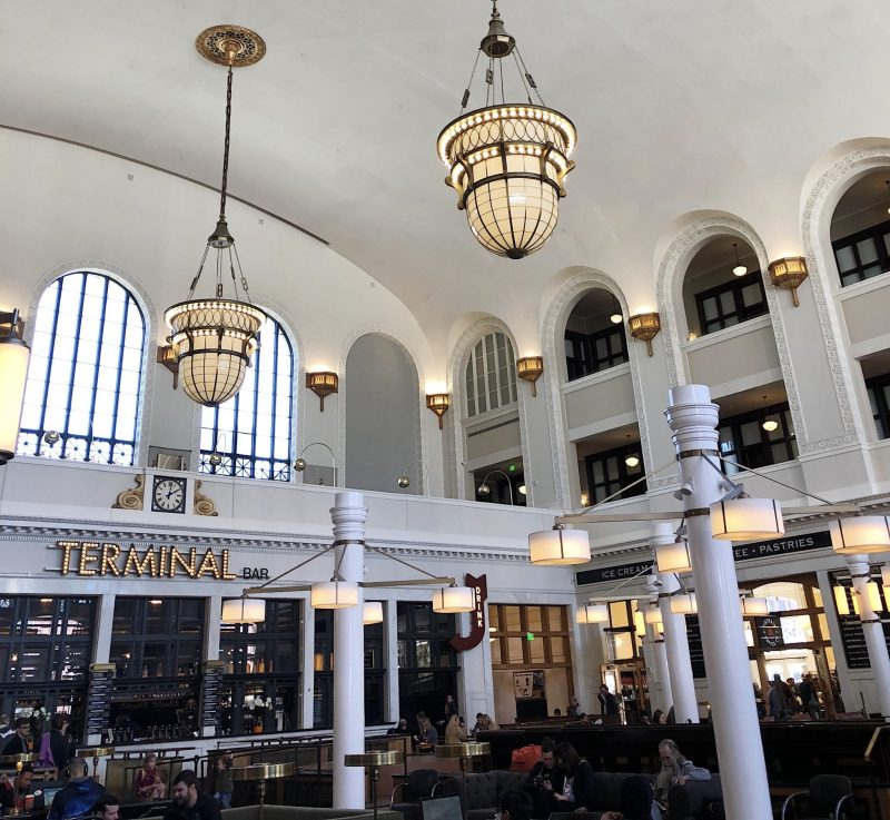 Denver cooper lounge | where to stay in Denver |denver union station guide | cooper lounge in Denver station