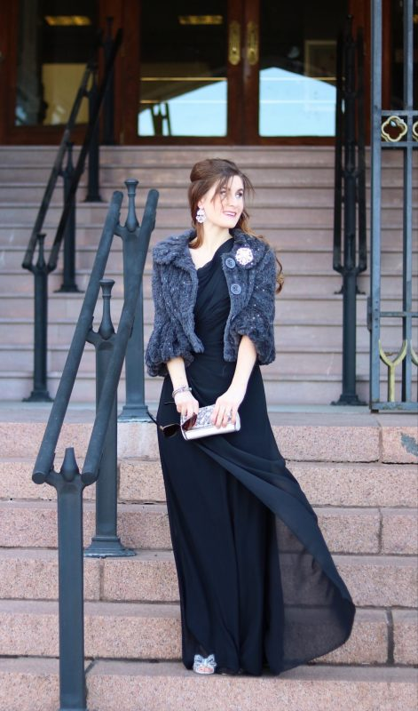 Black dress | black tie wedding | black tie evening | black tie attire | black tie gown | black tie event dresses