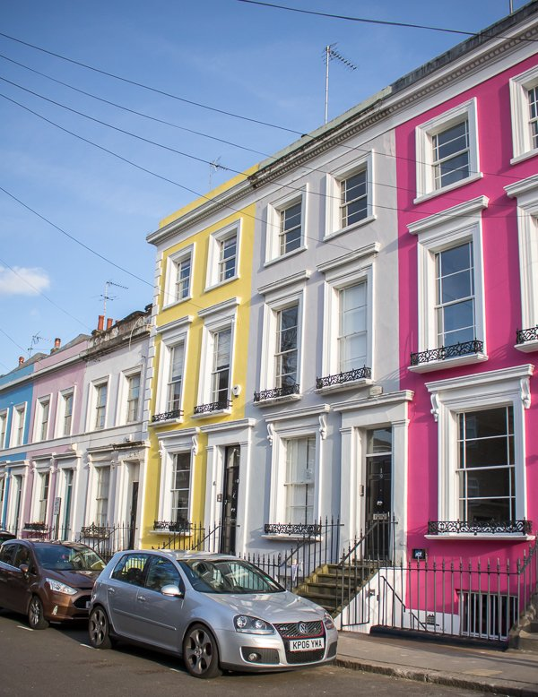 london | things to do in london | London travel | London, England | London fashion | London street style | Burberry scarf with red dress | Burberry scarf with tan coat | notting hill | notting hill london | notting hill london things to do notting hill pictures | notting hill guide | portobello road | portobello road market | Westbourne Grove | wild at heart flowers london