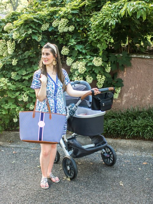 Barrington Gifts St. Anne Diaper Bag Review