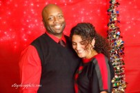 Toledo Sheriff Holiday Photobooth Party