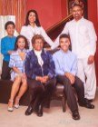 In Home Family Portrait