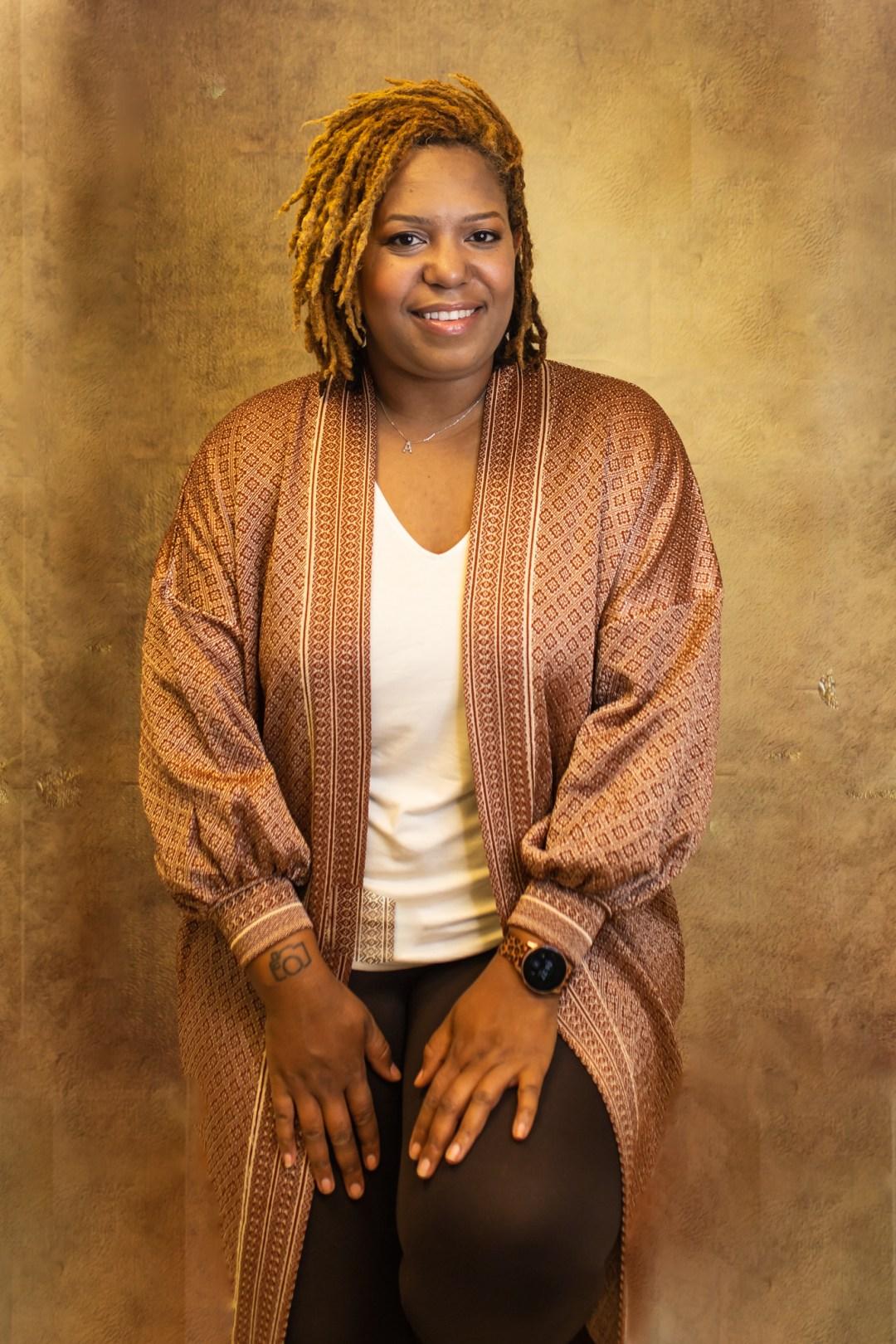 Ambershaun Byrd Toledo Photographer Branding Photo