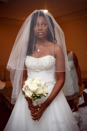 Maryland Bride Getting Ready
