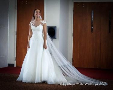 Toledo Library Bride