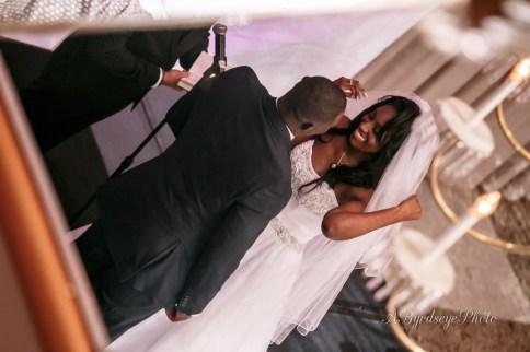 1st Kiss Wedding Ceremony Maryland DC