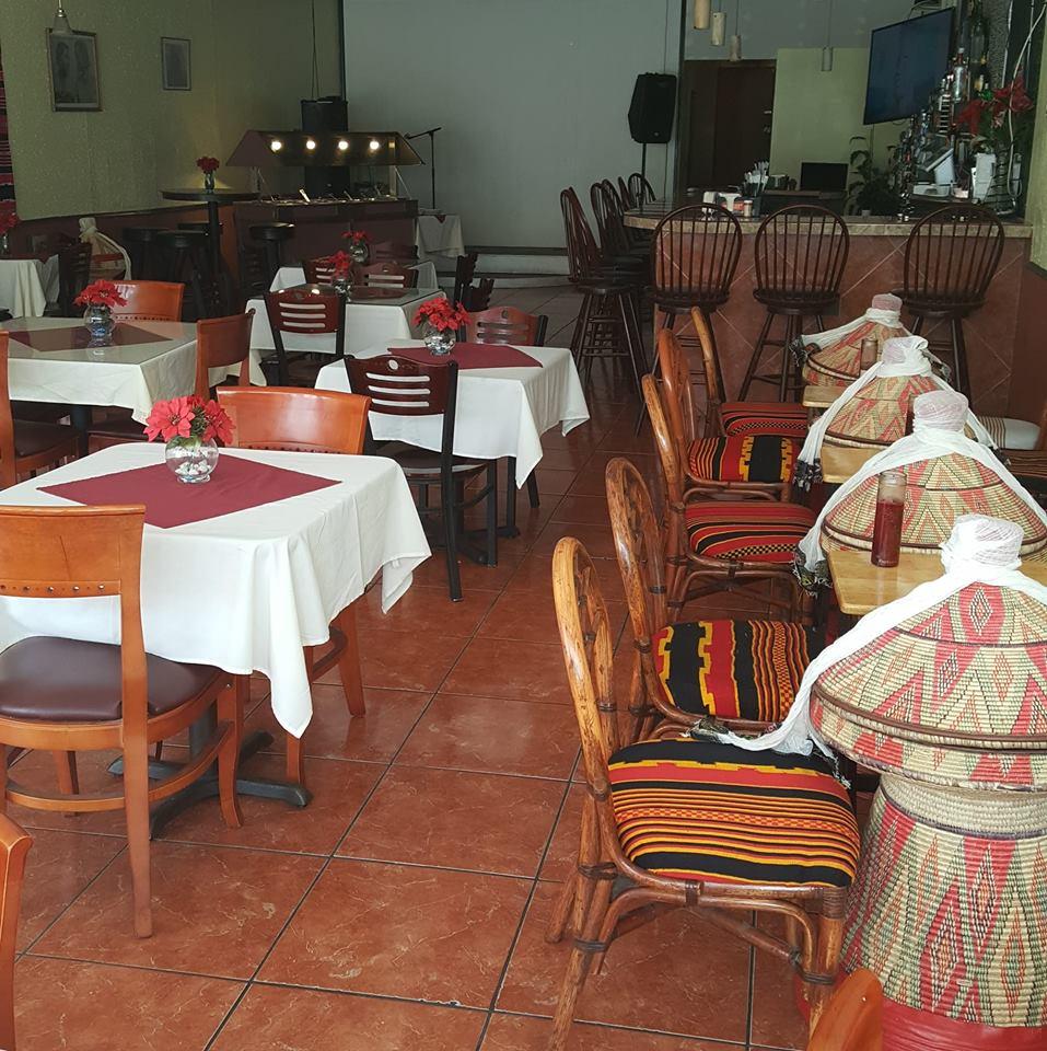 Ethiopian Restaurant Denver