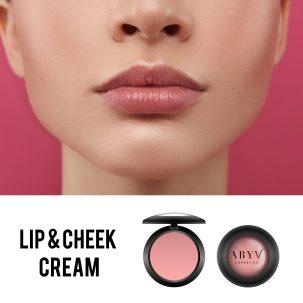 lip and cheek cream