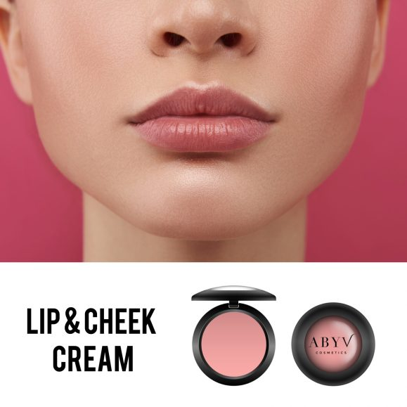 lip and cheek cream