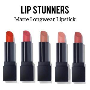 ABYV matte Longwear lip stunners