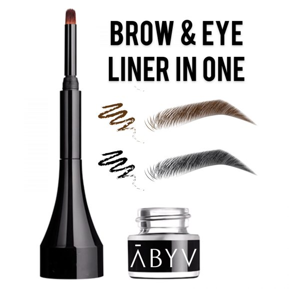 ABYV waterproof brow and eye liner