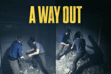 A Way Out EA games