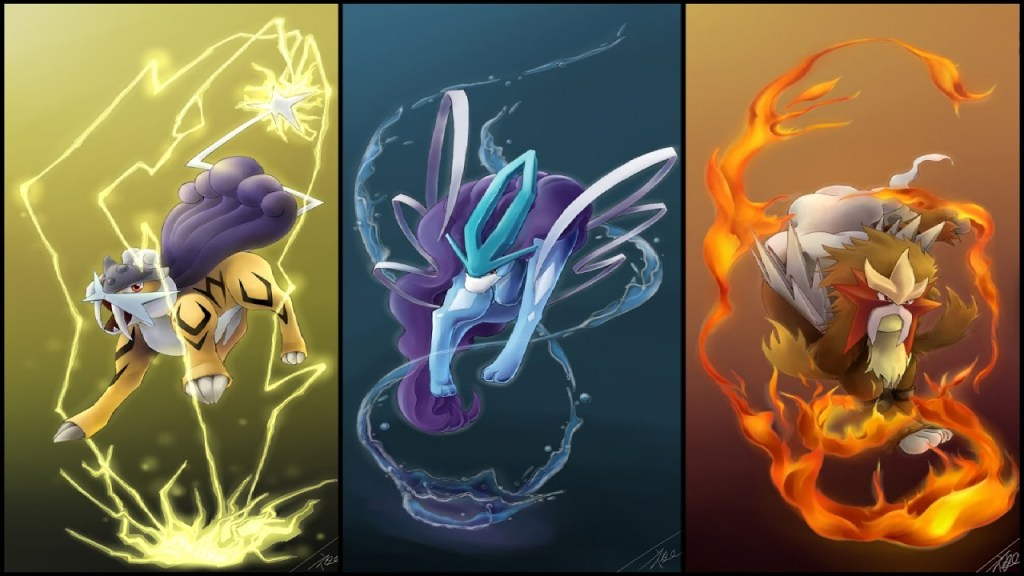 pokemon go legendaries dogs