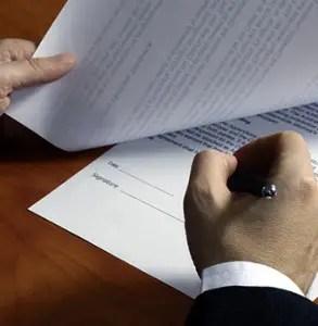 Übersetzung von rechtlichen Texten