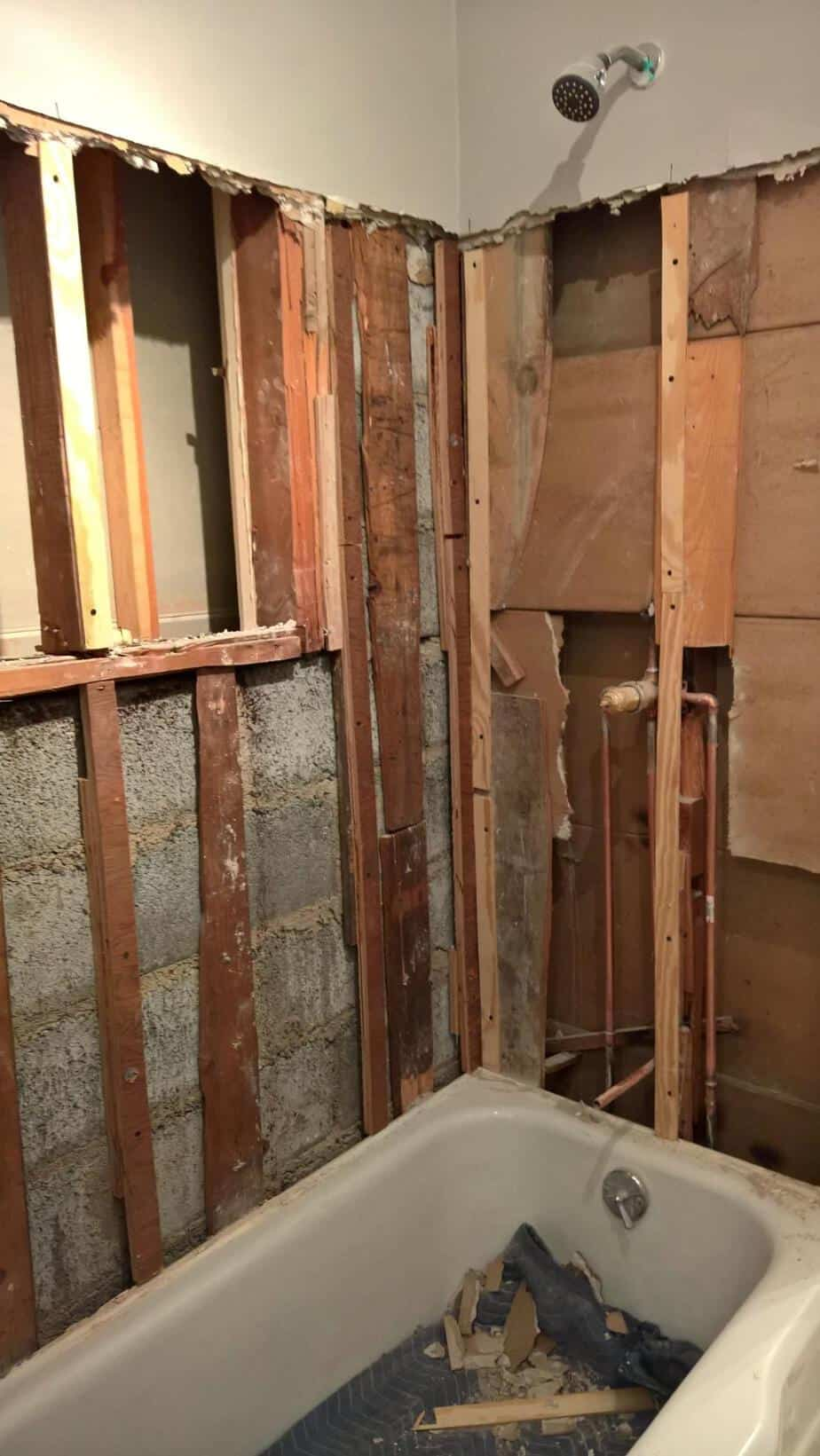 Bathroom Renovation Denville Ac Construction Services
