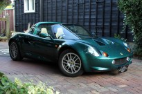 2000 LOTUS ELISE Racing Green