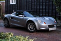 2000 LOTUS ELISE New Aluminium