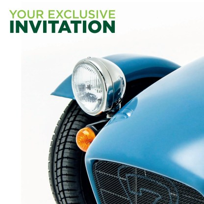 Caterham Seven 160 Launch Invite_JPN-1