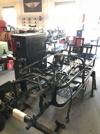 31 3 Wheeler chassis