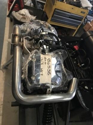 37 3 Wheeler EU4 engine