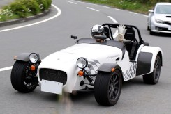 S..M.さんCATERHAM R300.Photo:S.O.