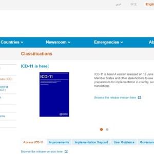 Lista tabelara a bolilor