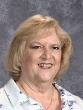 First Grade Teacher, Marlene Gilkerson