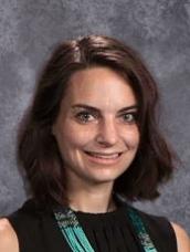 Second Grade Teacher, Katherine Brooks