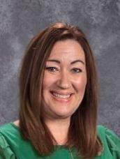 First Grade Teacher, Mandy Miller