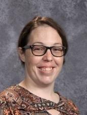 First Grade Teacher, Katie McConnell