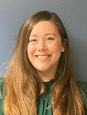 Instructional Assistant, Kaila Doan
