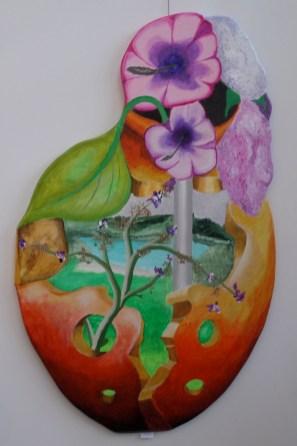 Søjlen i vasen